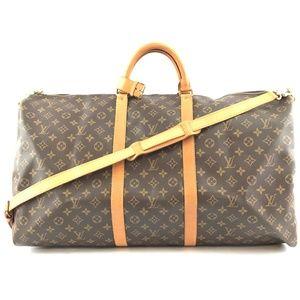 Keepall Canvas Weekend/Travel Bag